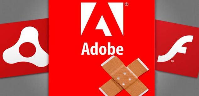 Parches de seguridad de Adobe