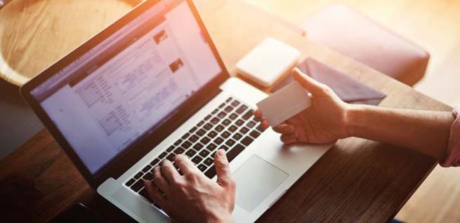Proteger datos al comprar por Internet