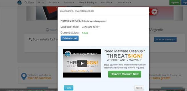 Herramientas online para analizar la seguridad de una Web