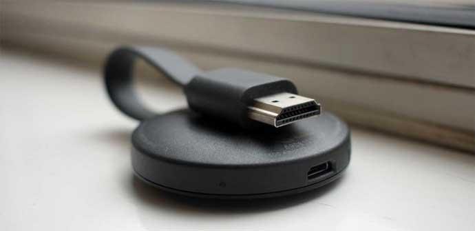 Cómo solucionar problemas en Chromecast