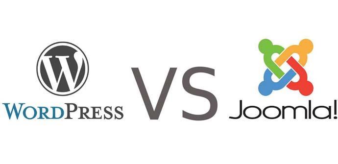Diferencias de seguridad entre WordPress y Joomla