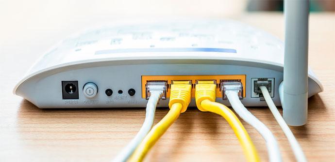 Conectividad Routers