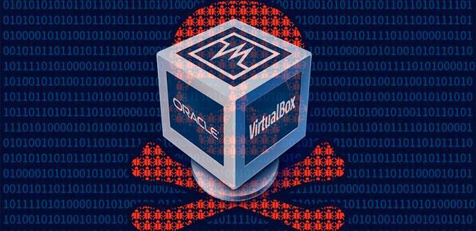 Vulnerabilidad VirtualBox