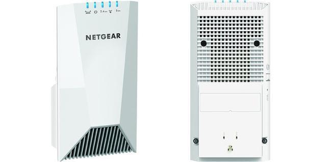 Amplificador Wi-Fi Netgear EX7500
