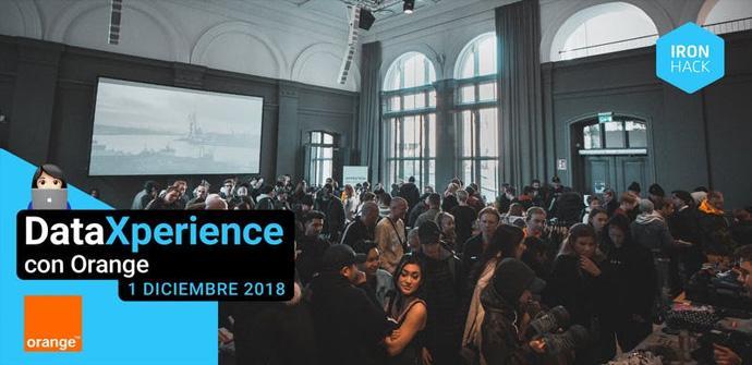 DataXperience Orange de 2018