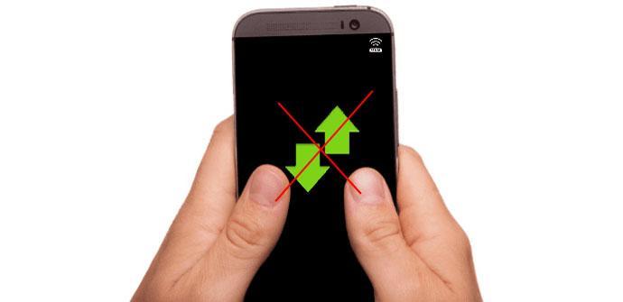 Desactivar automáticamente los datos móviles