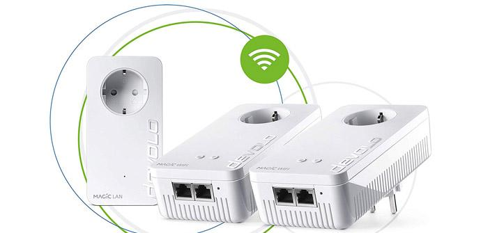 Ver noticia 'Sorteamos unos PLC con Wi-Fi Mesh devolo Magic 2 WiFi Multiroom Kit'