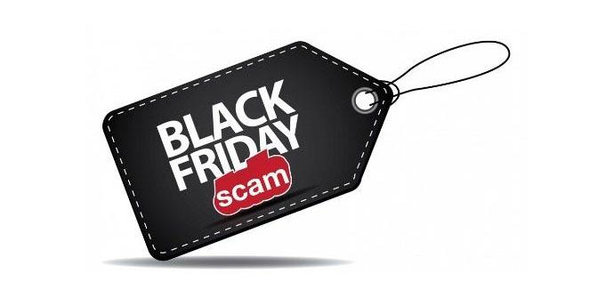 Aumentan las estafas por el Black Friday