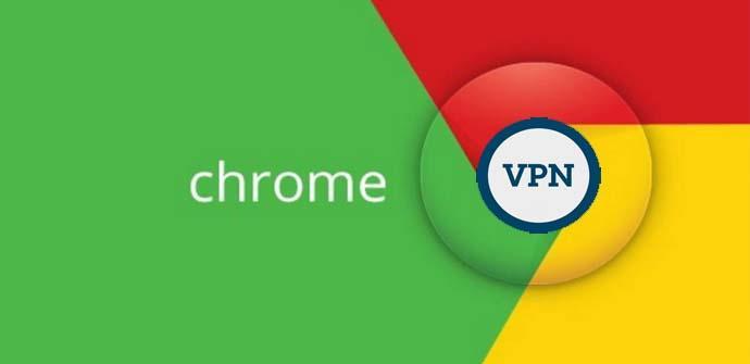 Extensiones VPN para Google Chrome