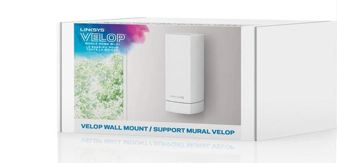 Amplificador de pared Linksys Velop