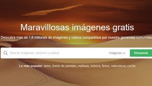 Conoce estas alternativas a Google para buscar imágenes sin derechos de autor