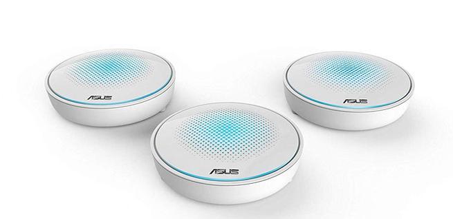 Sistema Mesh ASUS Lyra en oferta