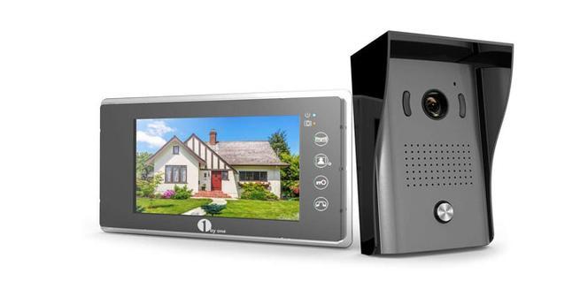 Sistema de vigilancia videoportero