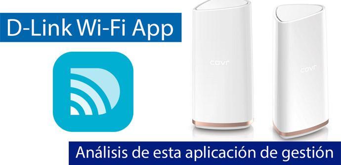 Ver noticia 'Así es la aplicación D-Link Wi-Fi para instalar y administrar los D-Link COVR-2202'