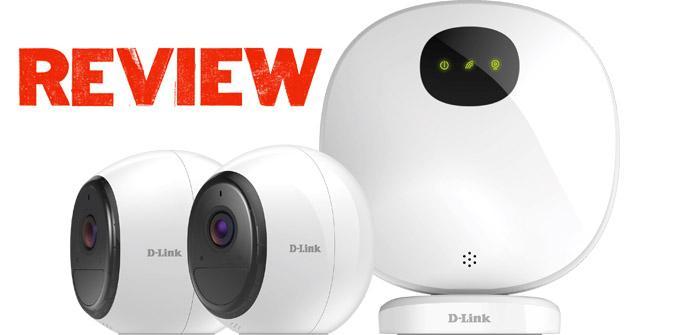 Ver noticia 'Análisis del sistema de videovigilancia inalámbrico D-Link DCS-2802KT con grabación en la nube'