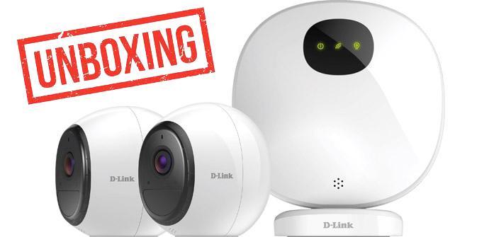 Ver noticia 'Conoce el sistema de videovigilancia inalámbrico D-Link DCS-2802KT con resolución Full HD'