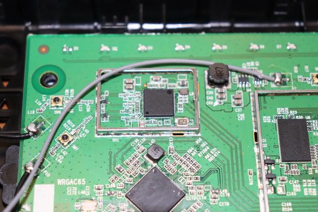 Chipset Wi-Fi del router D-Link DIR-842 en detalle
