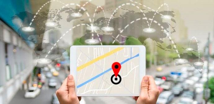 Geolocalización Redes Sociales