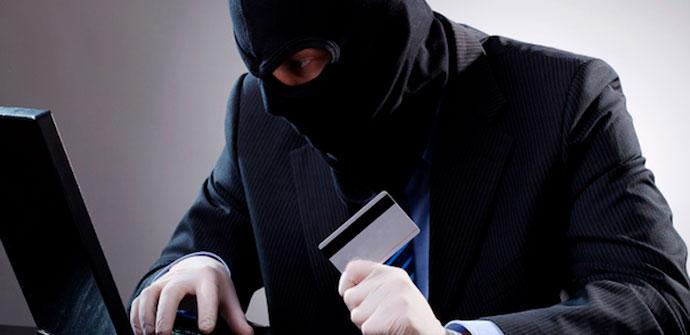 Robo tarjeta crédito