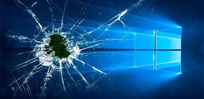 Windows 10 Vulnerabilidad