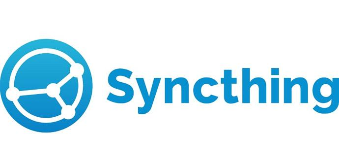 Versión estable de Syncthing