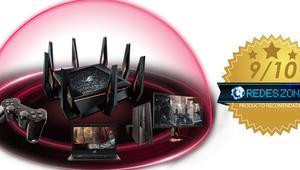 Ofertón del ASUS ROG Rapture GT-AX11000, el mejor router gaming con Wi-Fi 6