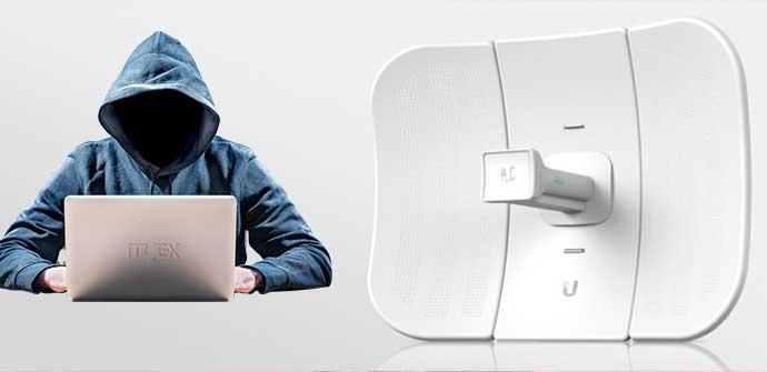 Hacker Vulnerabilidades Ubiquiti
