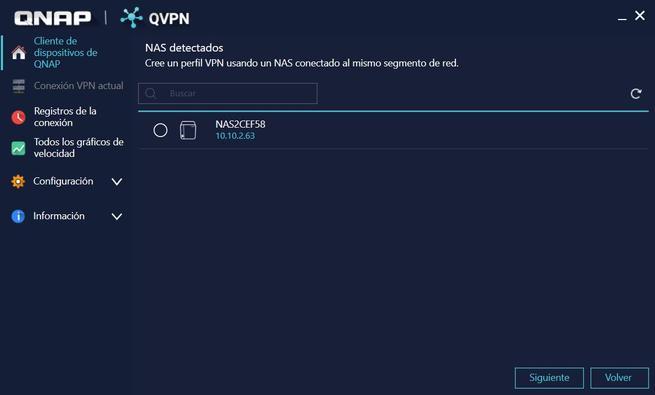 QVPN QBelt: Manual de instalación, configuración y uso de