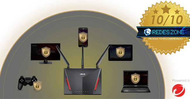 Ver noticia 'Oferta en el ASUS RT-AC86U con Wi-Fi AC2900 por la Amazon Gaming Week'