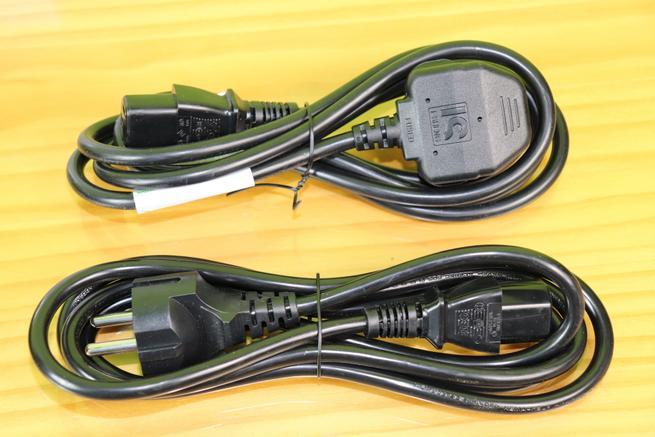 Cable de alimentación del switch L3 D-Link DGS-3130-30TS