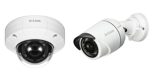 Ver noticia 'D-Link lanza dos nuevas cámaras con el códec H.265: D-Link DCS-4705E y DCS-4605EV'