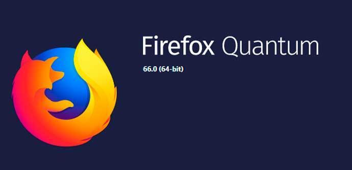 Firefox Quantum 66