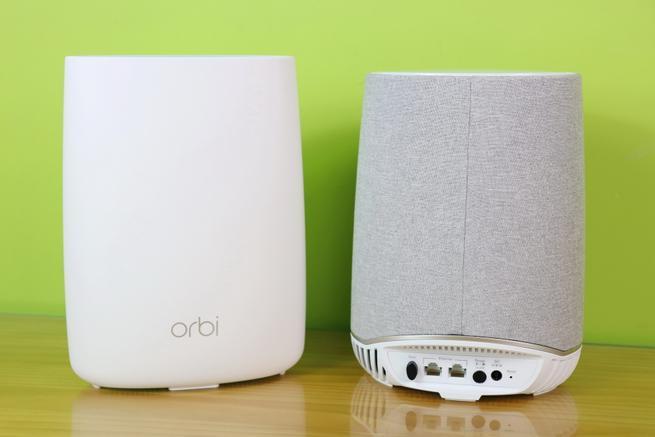 Amazon Alexa en el sistema Wi-Fi Mesh NETGEAR Orbi Voice RBK50V