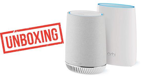 Ver noticia 'Conoce el sistema Wi-Fi Mesh NETGEAR Orbi Voice RBK50V con Amazon Alexa integrado'