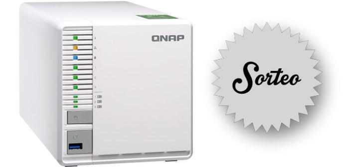 Ver noticia 'Sorteamos un servidor NAS QNAP TS-332X valorado en 450 euros'