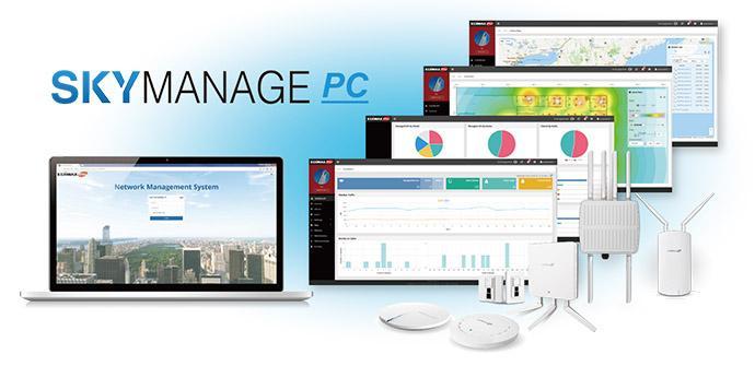 Ver noticia 'Edimax SKYMANAGE PC: Conoce todas las opciones de administración de este controlador Wi-Fi'