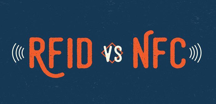 Diferencias entre NFC y RFID