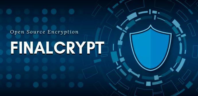 Cifrado de archivos FinalCrypt