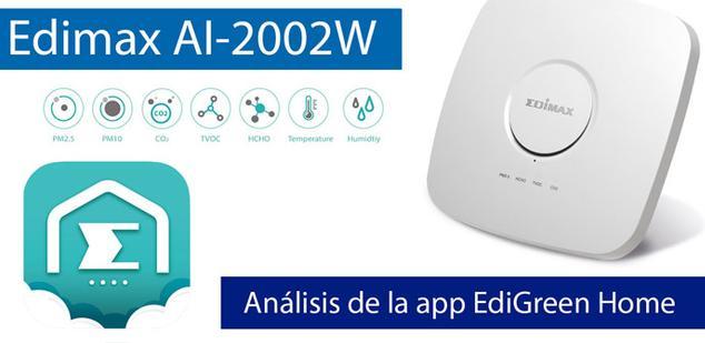Ver noticia 'EdiGreen Home: La app para controlar la calidad del aire, temperatura y humedad en el hogar'