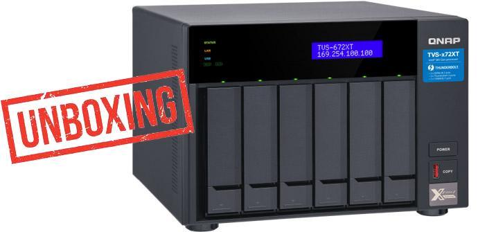 Ver noticia 'Conoce el servidor NAS QNAP TVS-672XT con puertos 10GbE, USB 3.1 Gen 2 y Thunderbolt 3'