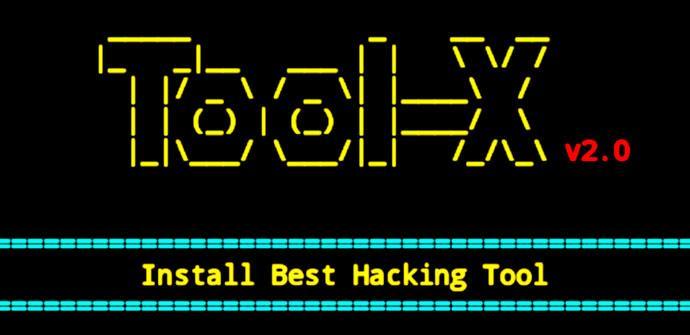 Tool-X Hacking ético