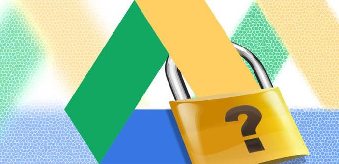 Mejorar la seguridad en Google Drive