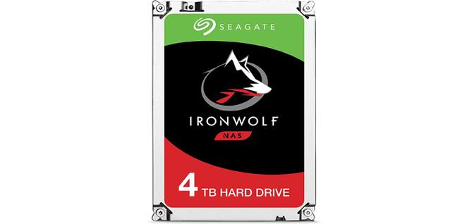 Seagate IronWolf de 4 TB