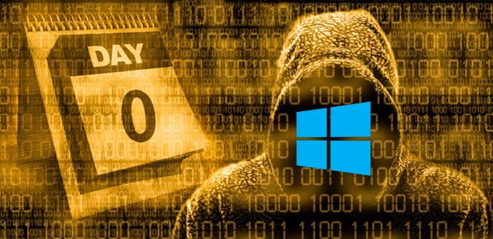 Fallo seguridad Zero Day Windows