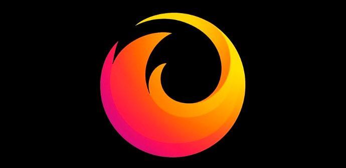 Firefox Logo Minimalista
