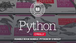 ¿Quieres aprender Python? Aprovecha y hazte con esta colección de libros de Humble Bundle