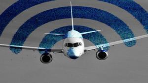 ¿Por qué es tan difícil y costoso tener Wi-Fi en un avión?