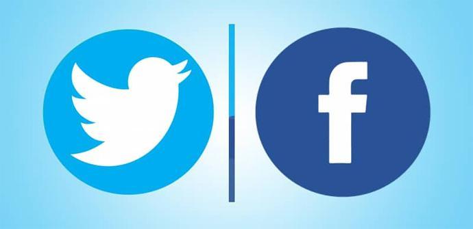 Quitar las fuentes algorítmicas en Facebook y Twitter