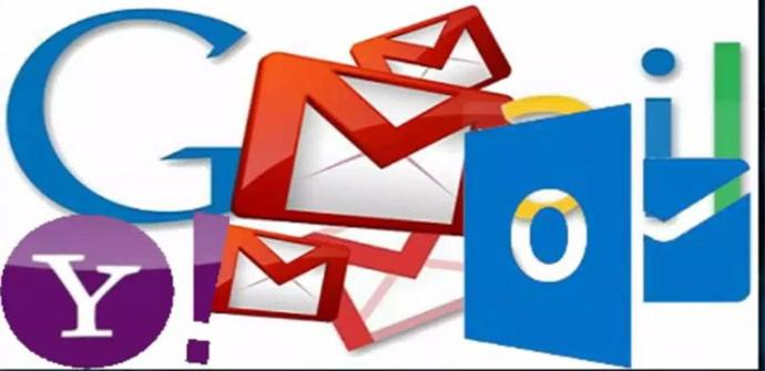 Diferencias entre Gmail, Yahoo y Outlook