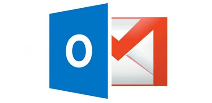 Pasar correos de Outlook a Gmail